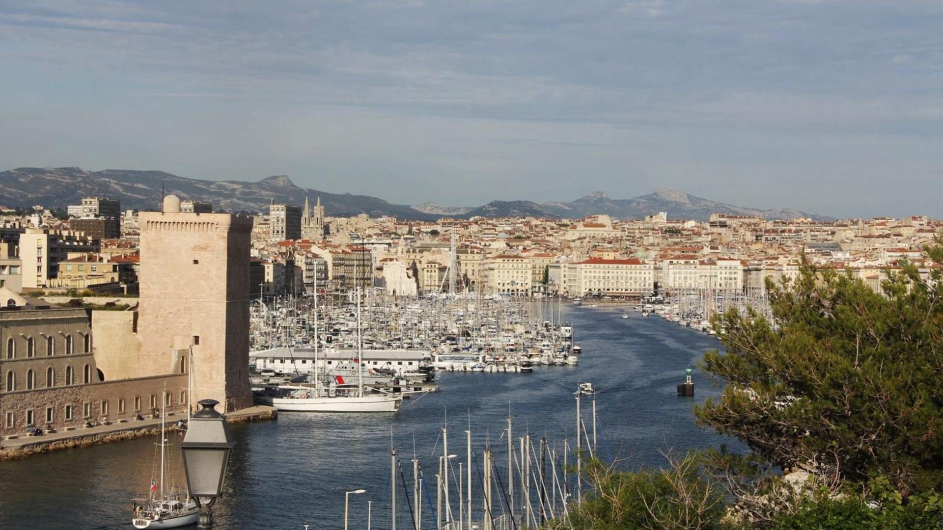Visiter Marseille : le palais du Pharo