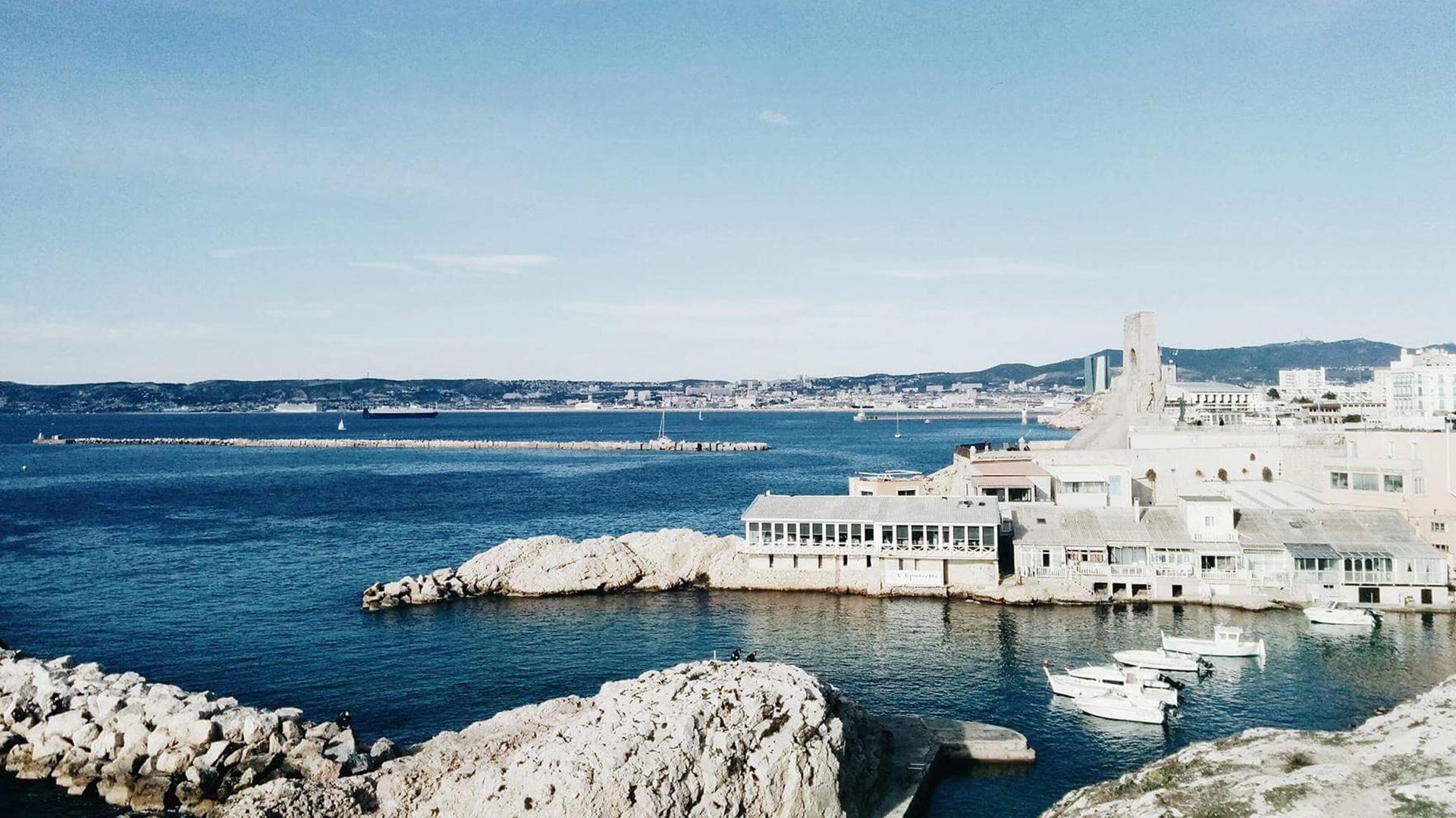 Visiter Marseille : la Corniche