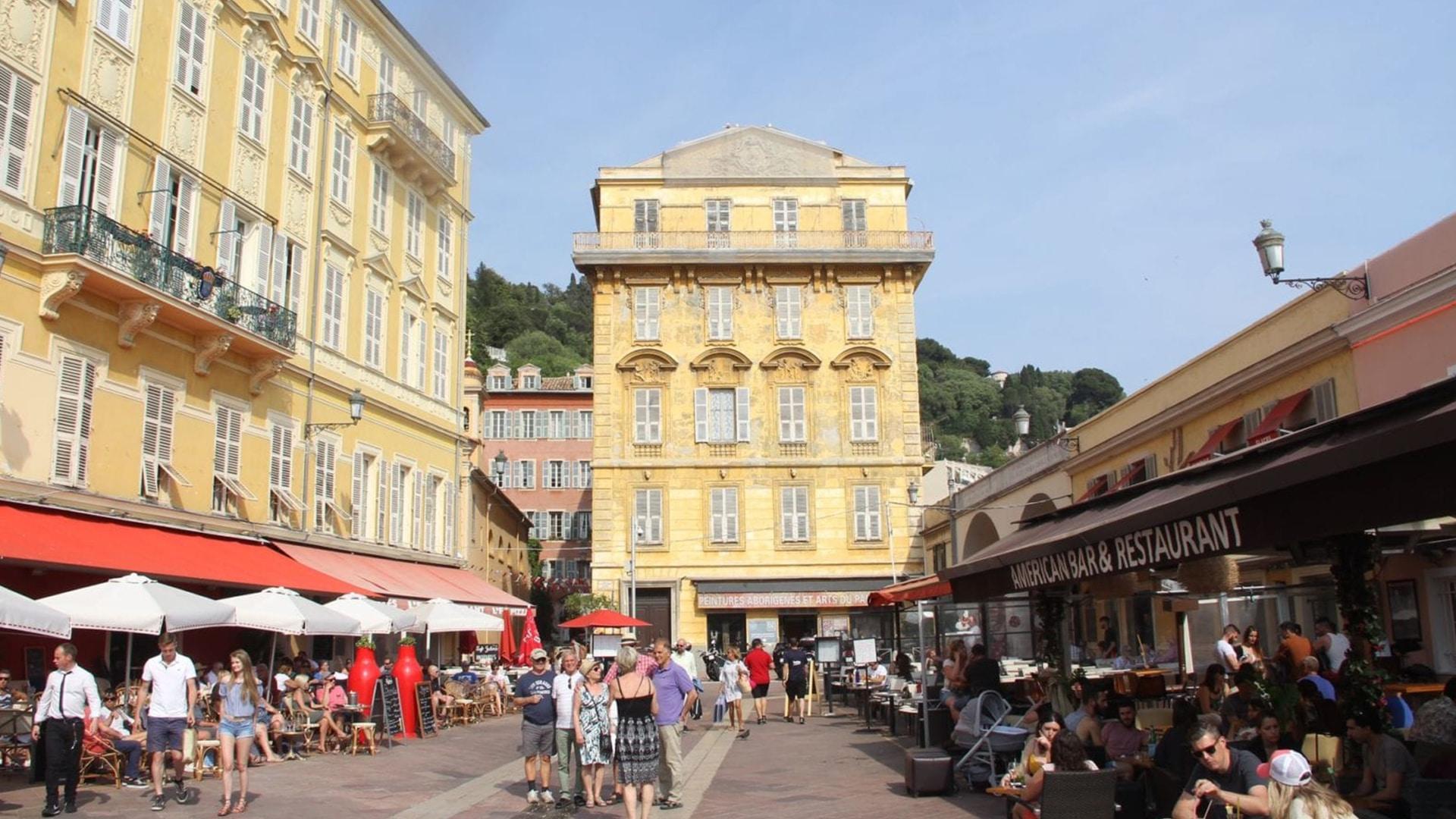Visiter Nice : la vieille ville