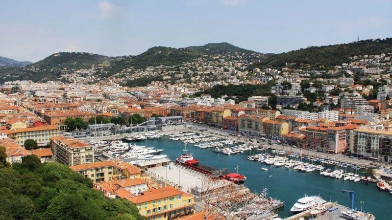 Visiter Nice : le port de Nice