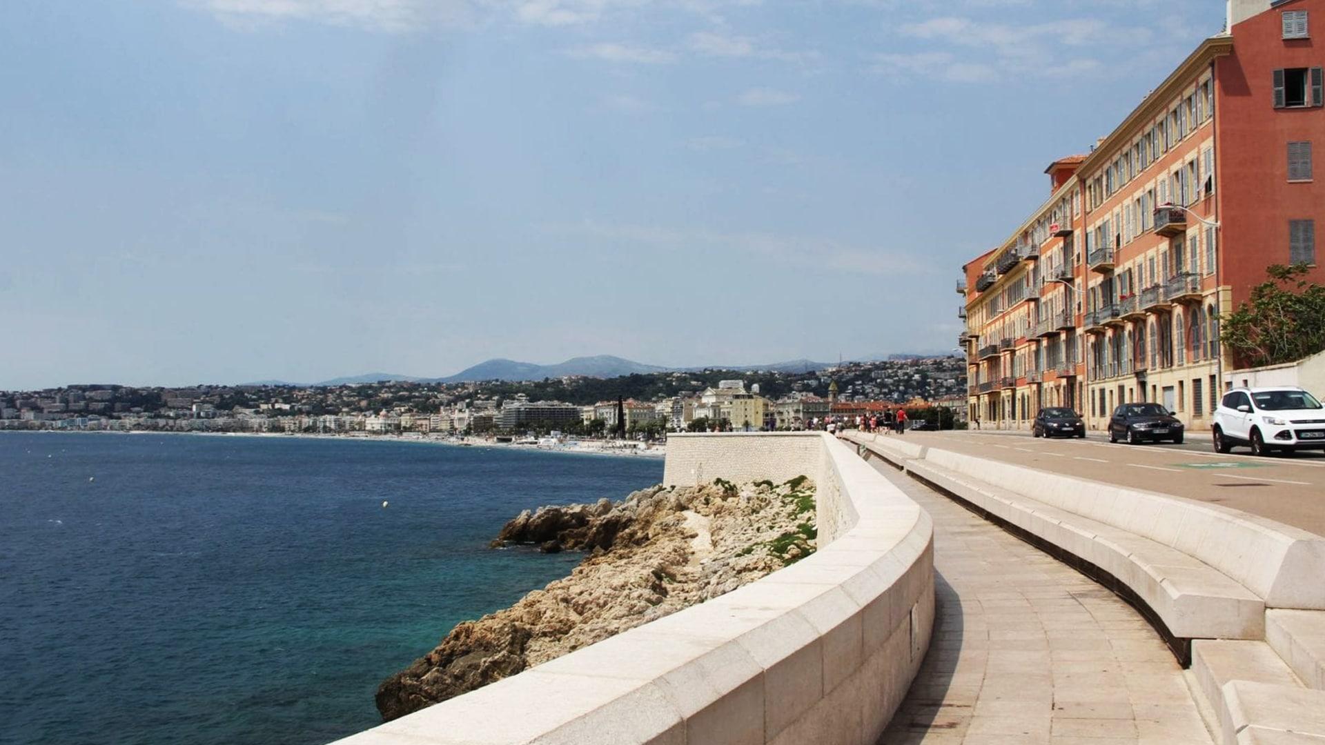 Visiter Nice : la promenade des Anglais