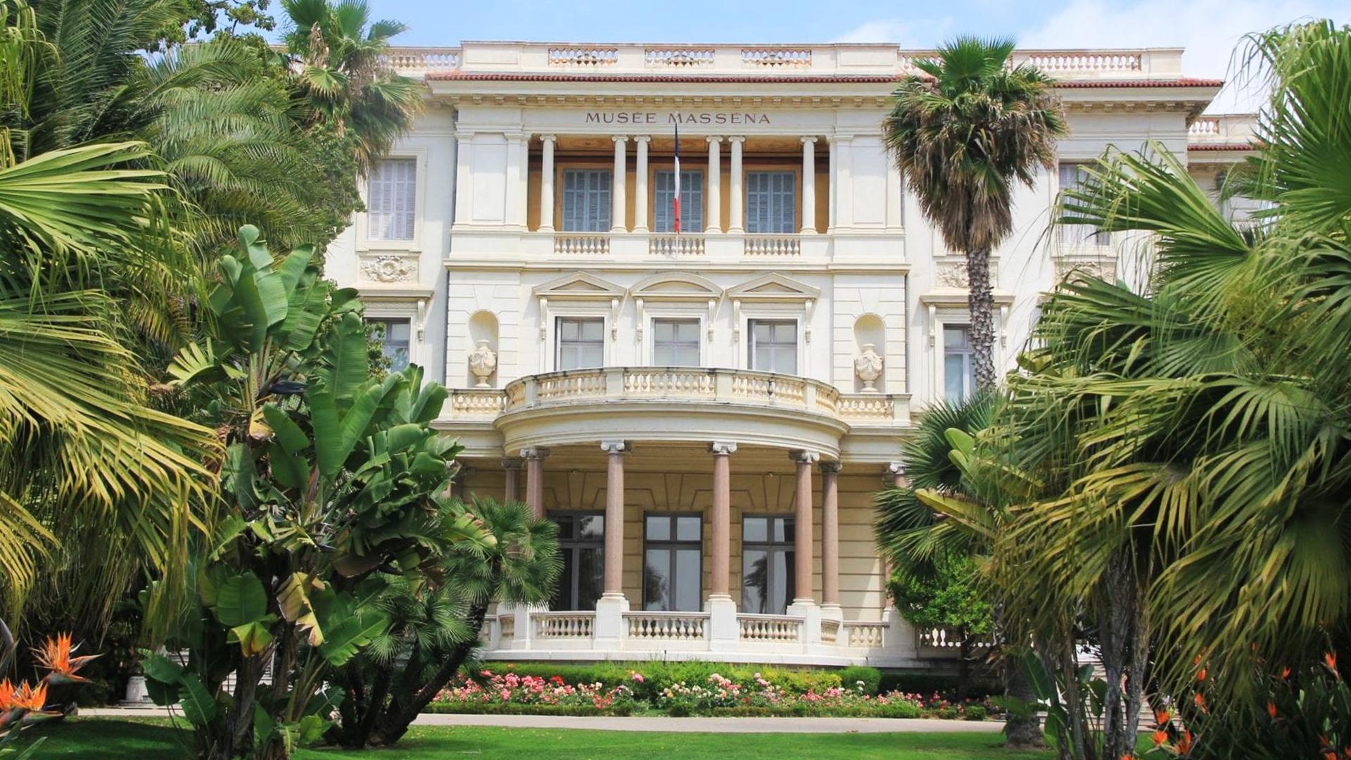 Visiter Nice : le musée Masséna