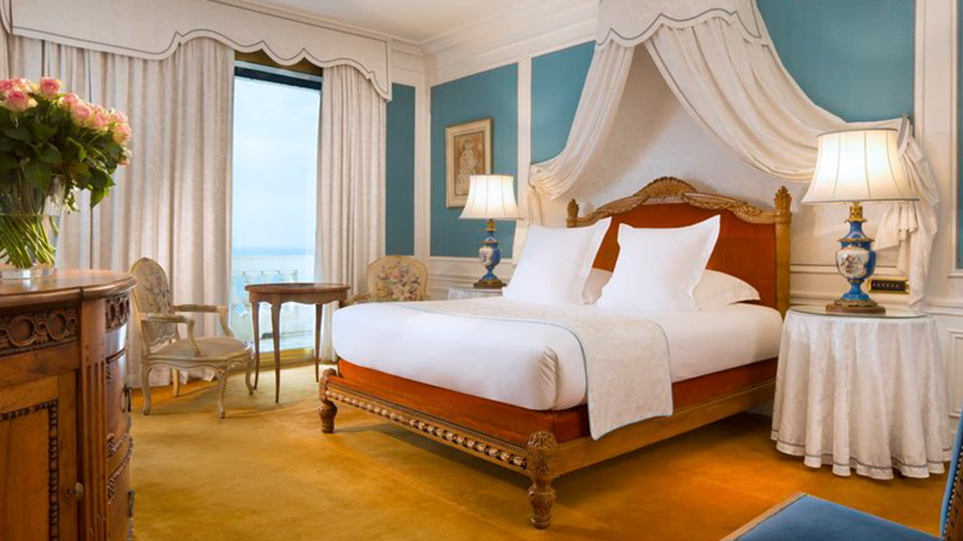 Hôtel 5 étoiles à Nice