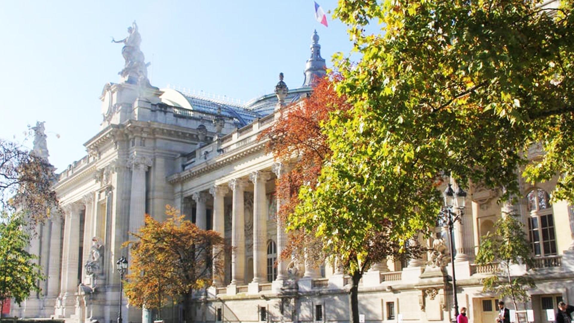 Visiter Paris : le Grand Palais