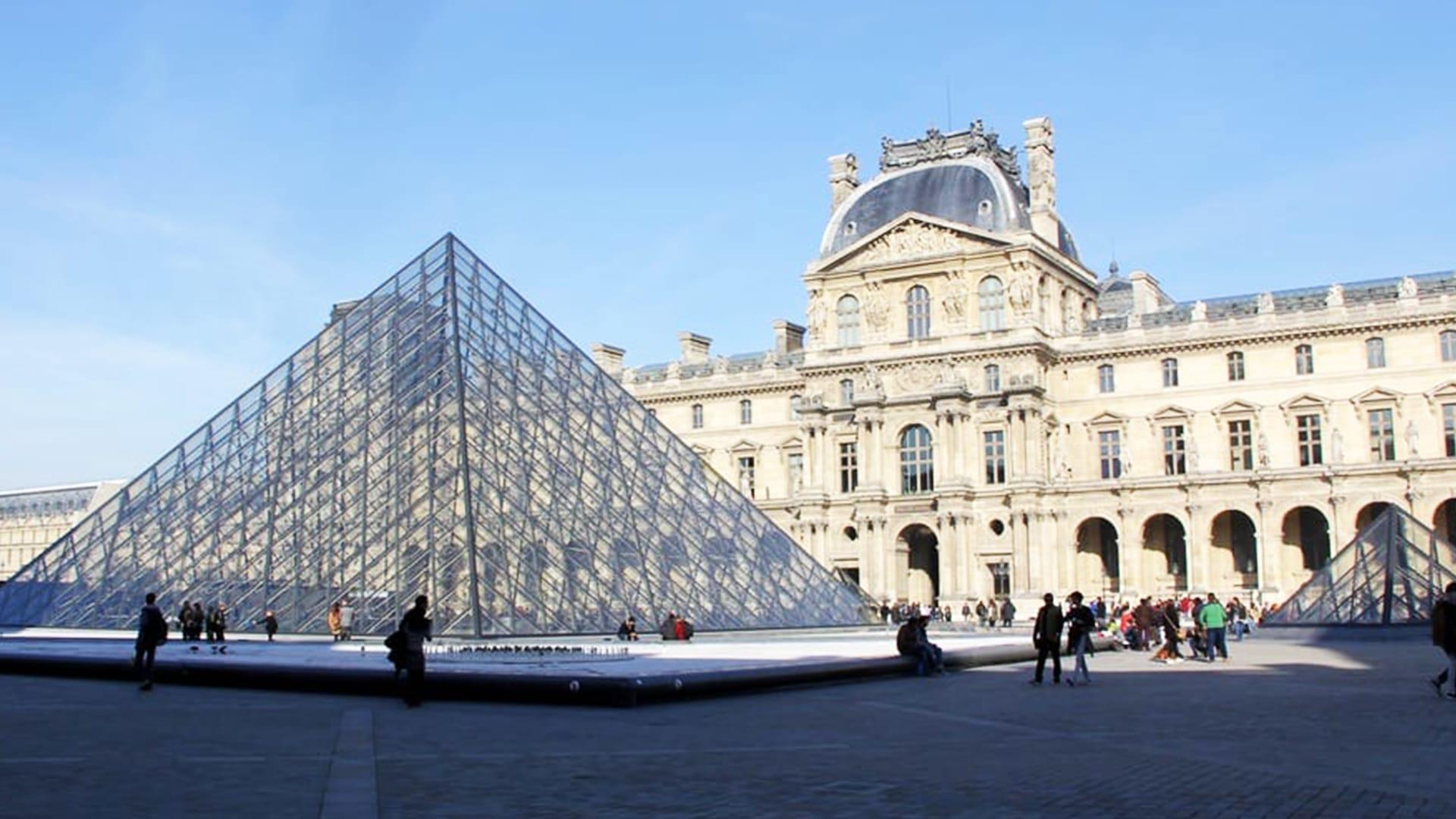 Visiter Paris : Le Louvre