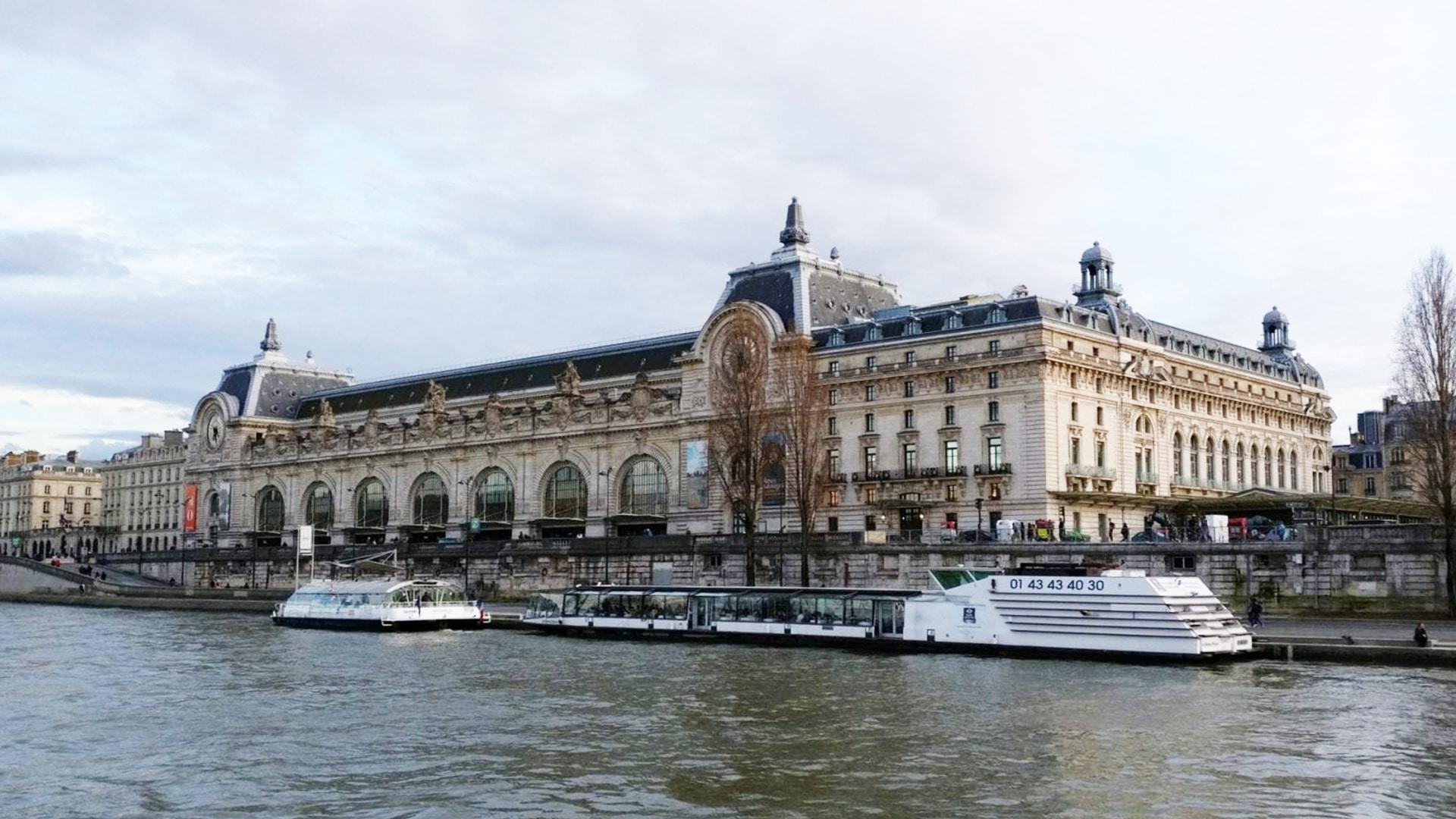 Visiter Paris : le musée d'Orsay