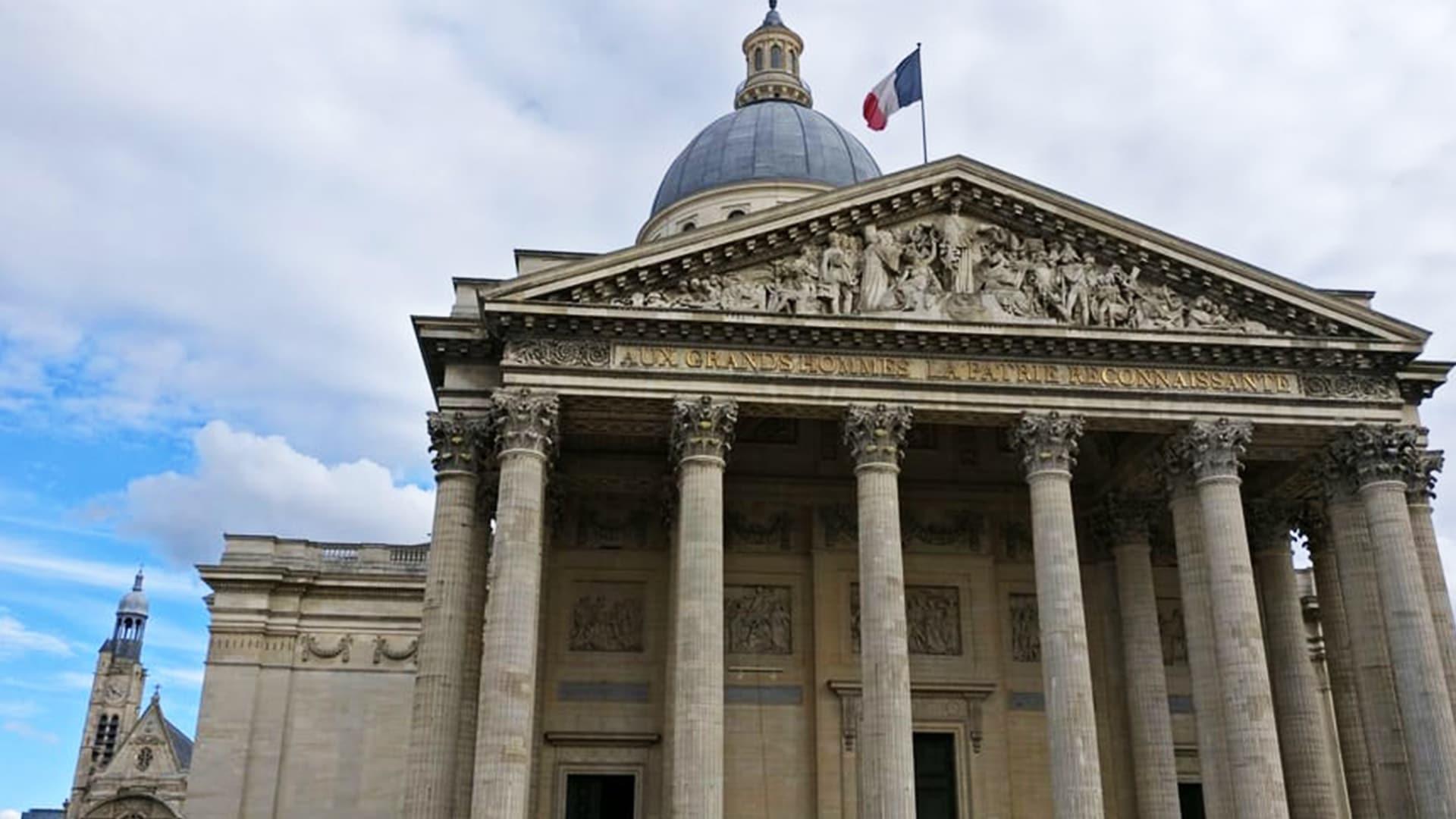 Visiter Paris : le Panthéon