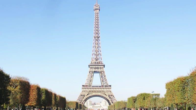 Visiter Paris : la tour Eiffel