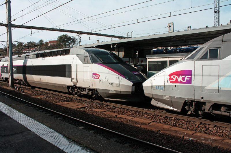Train de la SNCF