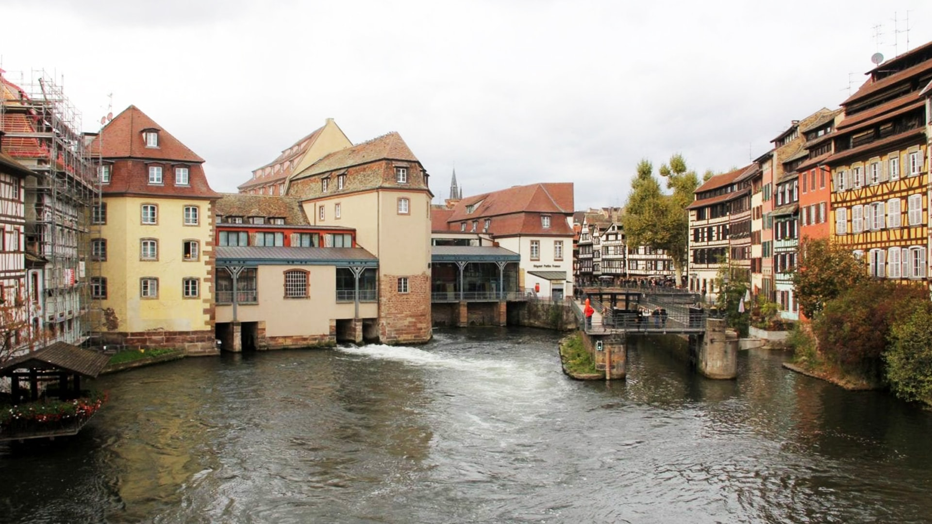 Visiter Strasbourg : le quartier de la Petite France