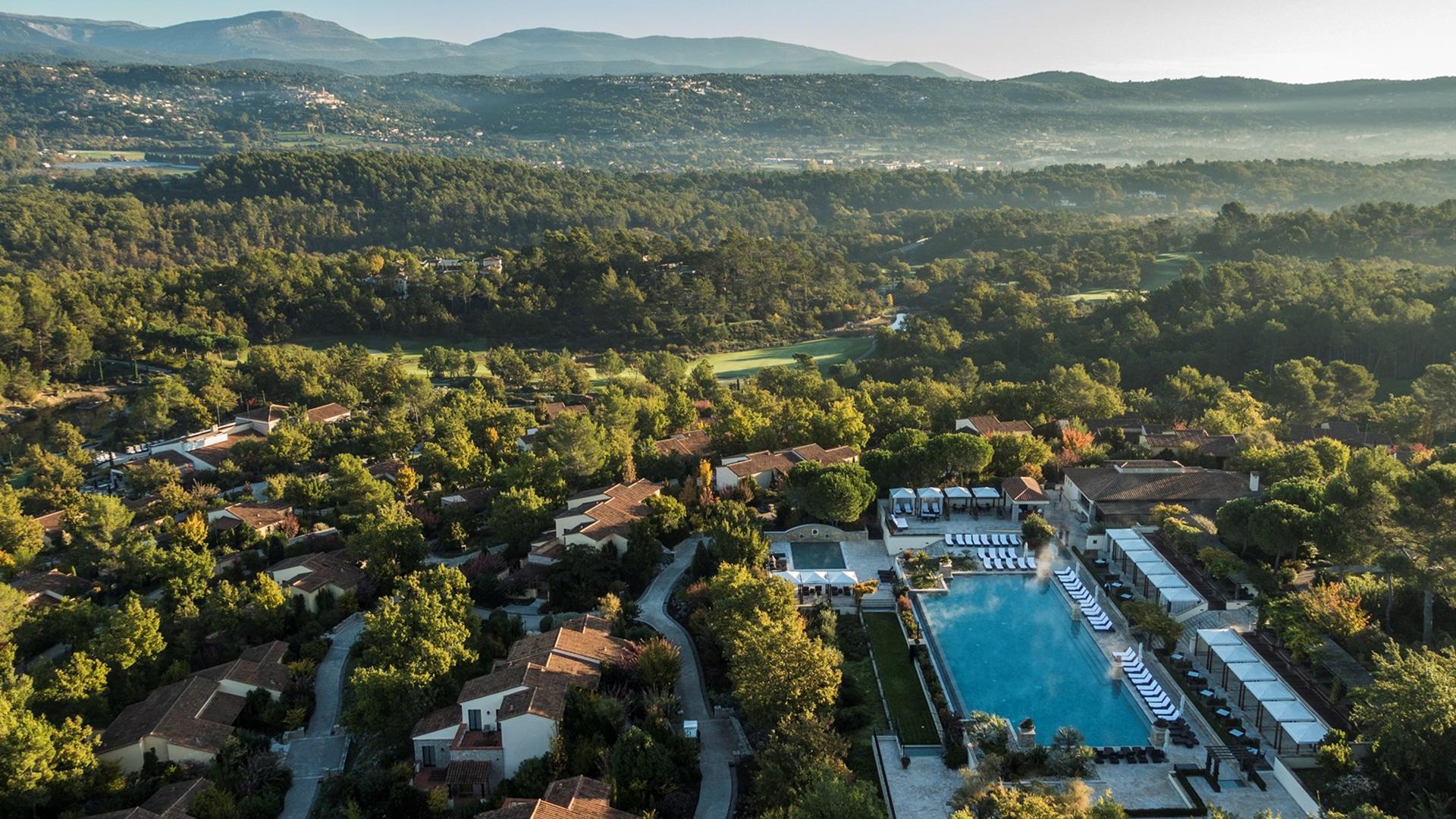 Hôtels spa de France : Terre Blanche