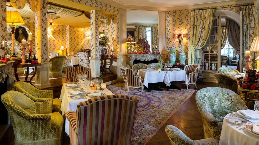 Villa Gallici à Aix-en-Provence, l'un des plus beaux hôtels Relais & Châteaux de France
