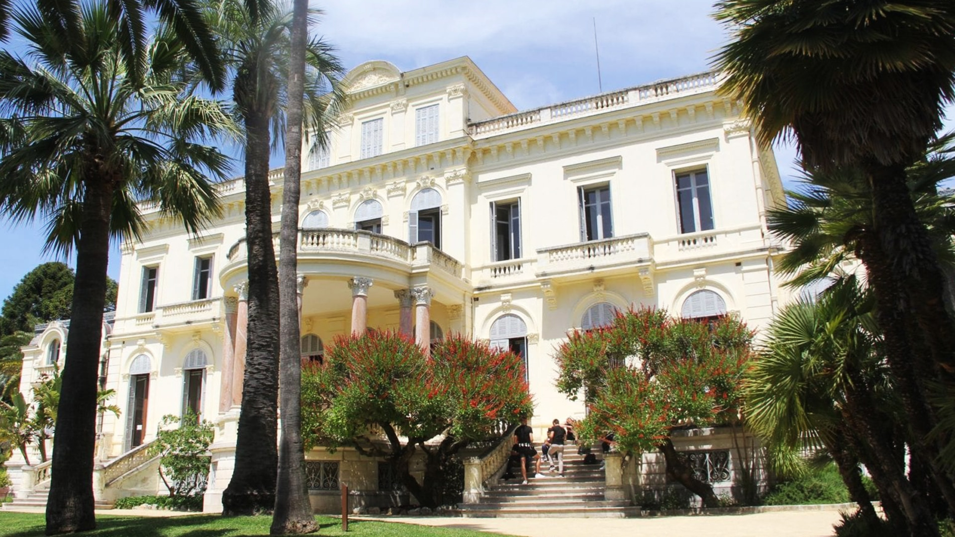 Visiter Cannes : la villa