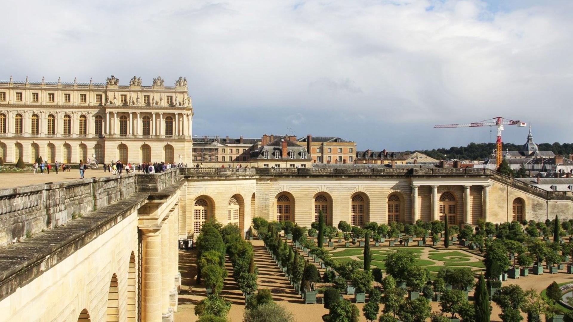 Visiter le Château de Versailles : les jardins