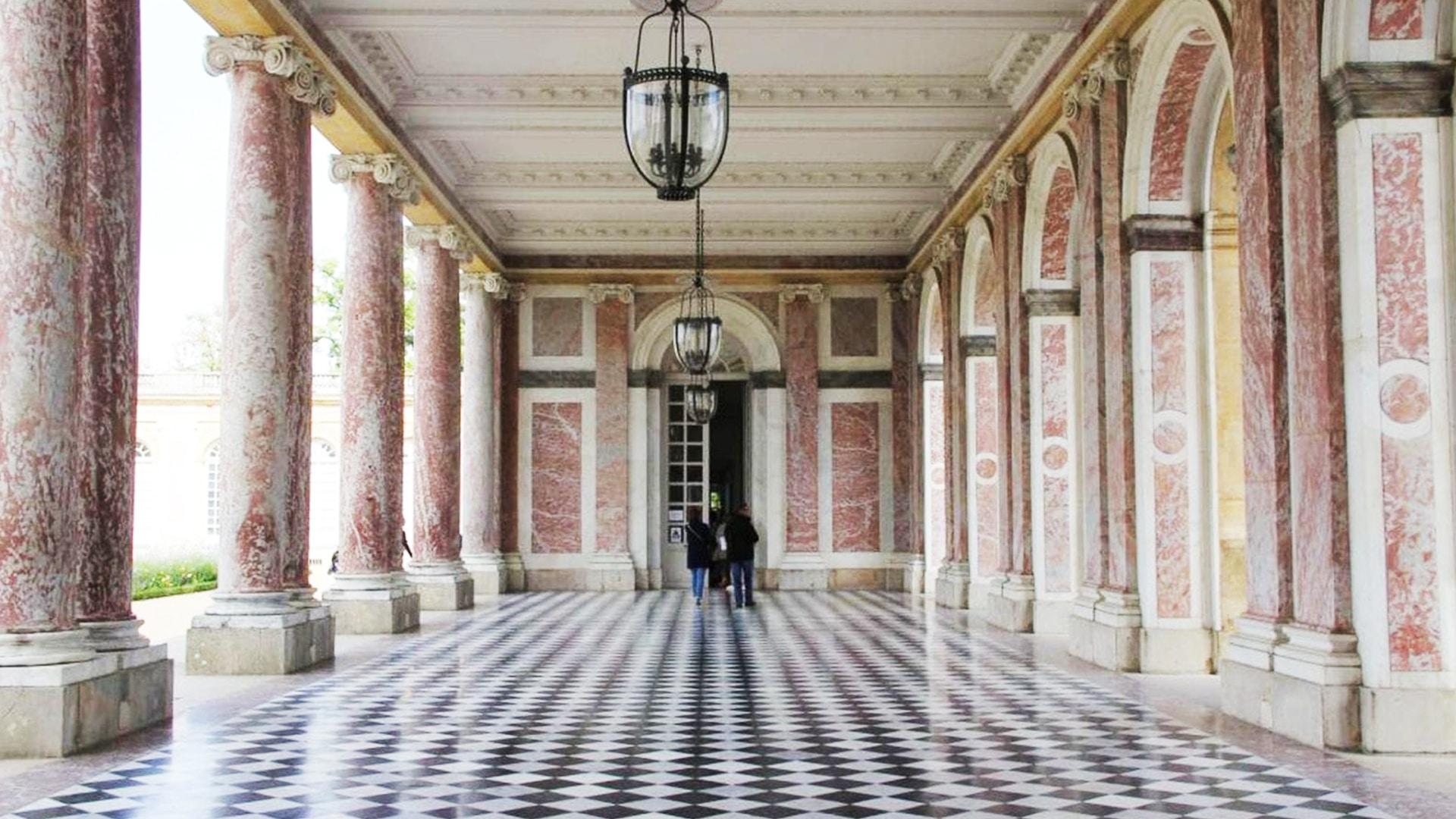 Visiter le Château de Versailles : le domaine du Trianon