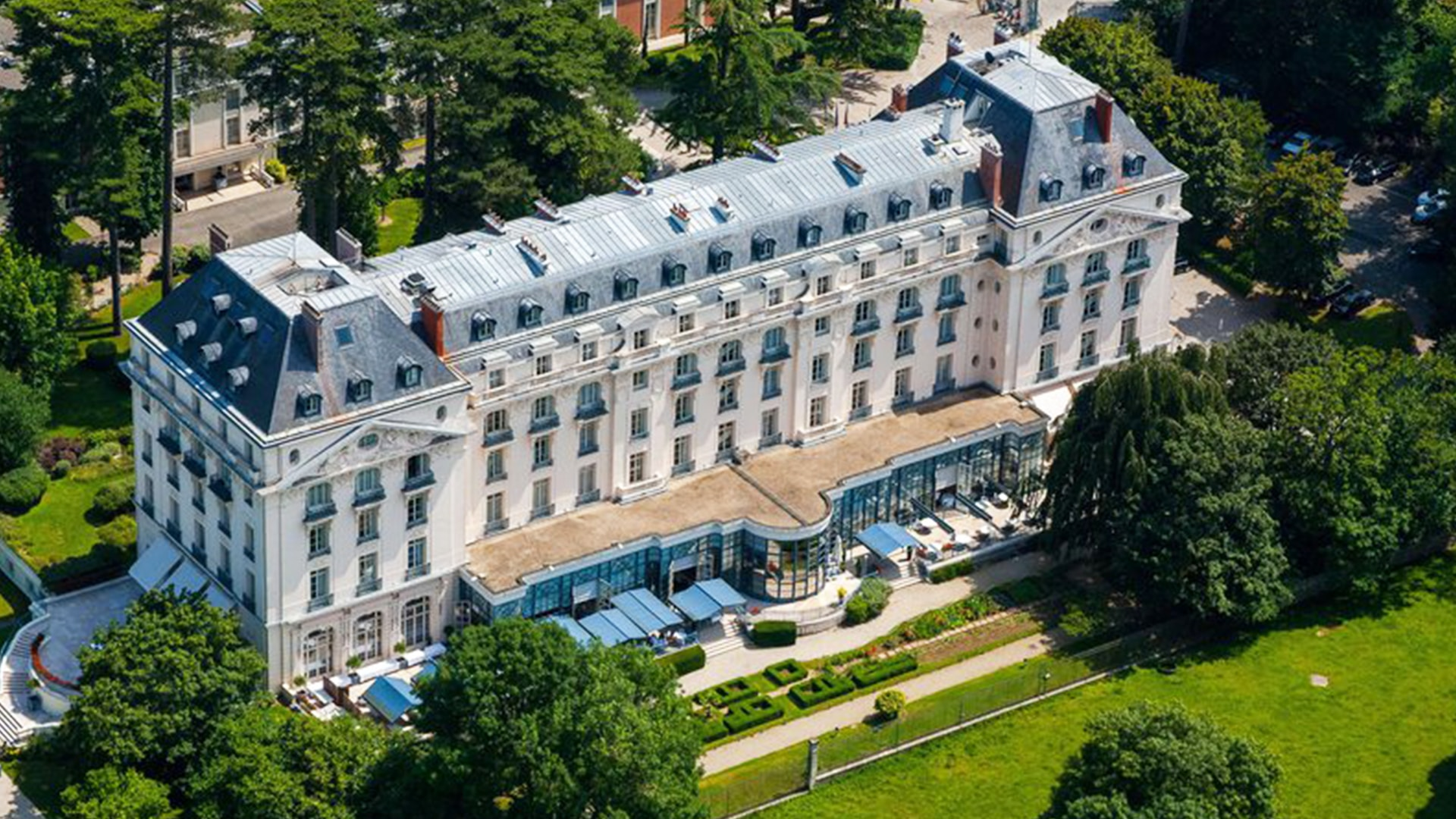 Waldorf Astoria à Versailles