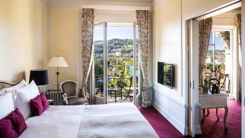 Bellevue Palace à Berne