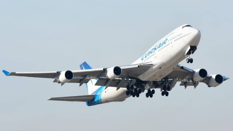 Boeing 747 de Corsair