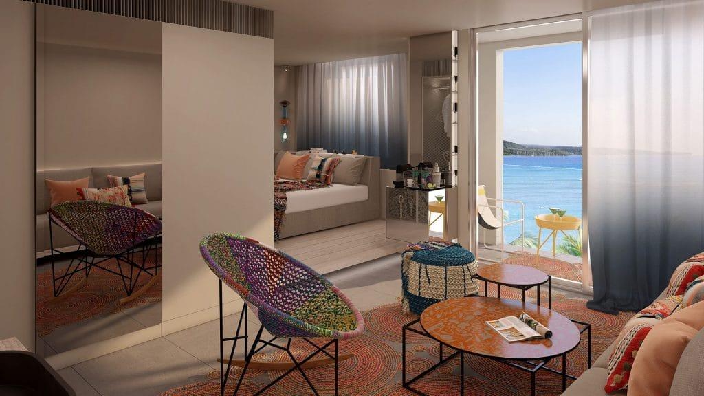 Hôtel-boutique W Ibiza