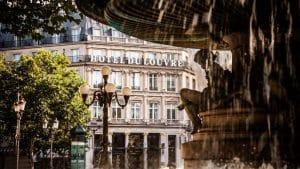 Hôtel du Louvre à Paris
