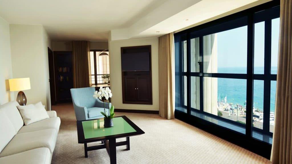 Suite au Hyatt Regency Nice