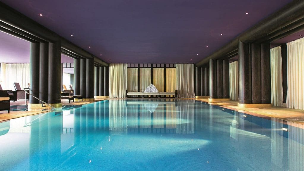 La Réserve Genève Hôtel & Spa