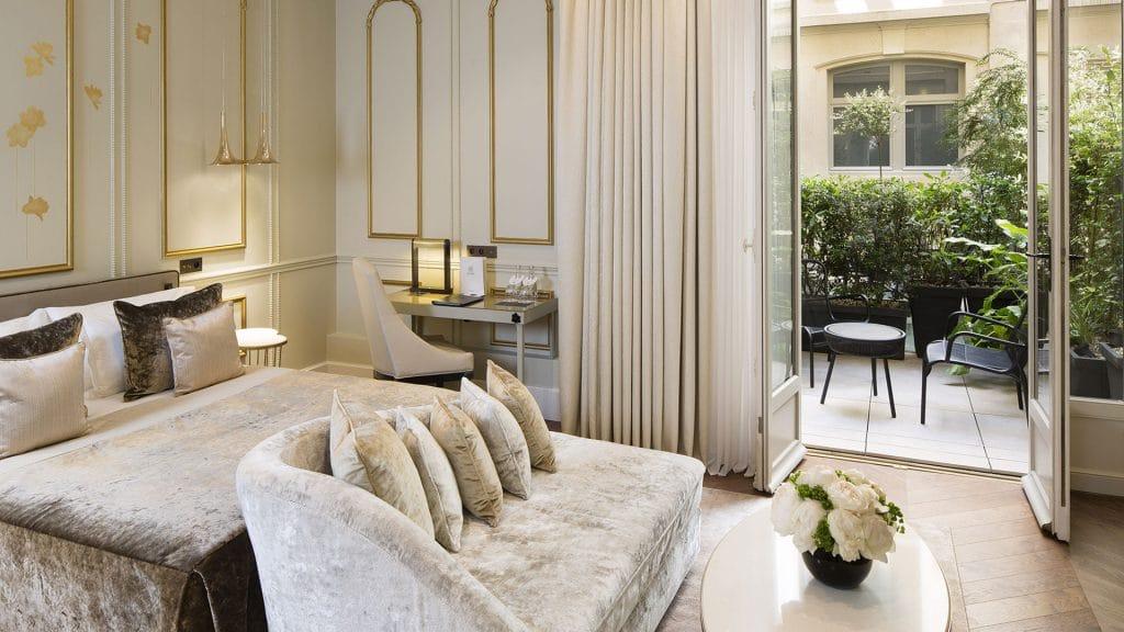 L'un des meilleurs hôtels 5 étoiles de Paris : Le Narcisse Hôtel & Spa