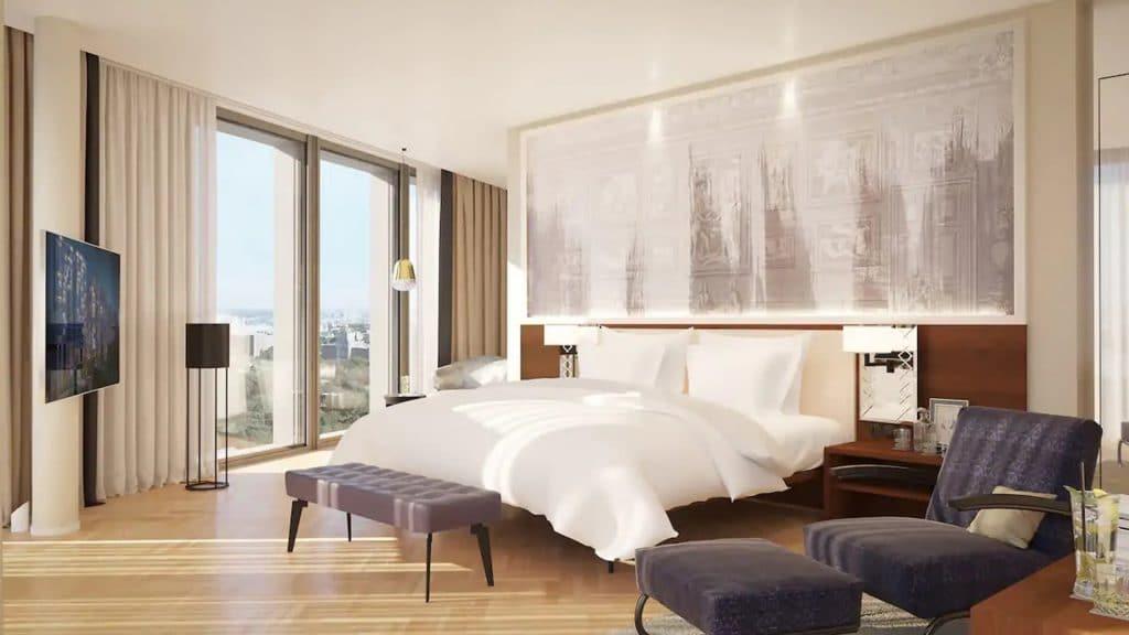Hôtel 5 étoiles Andaz Vienna am Belvedere
