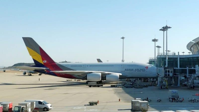 A380 Asiana