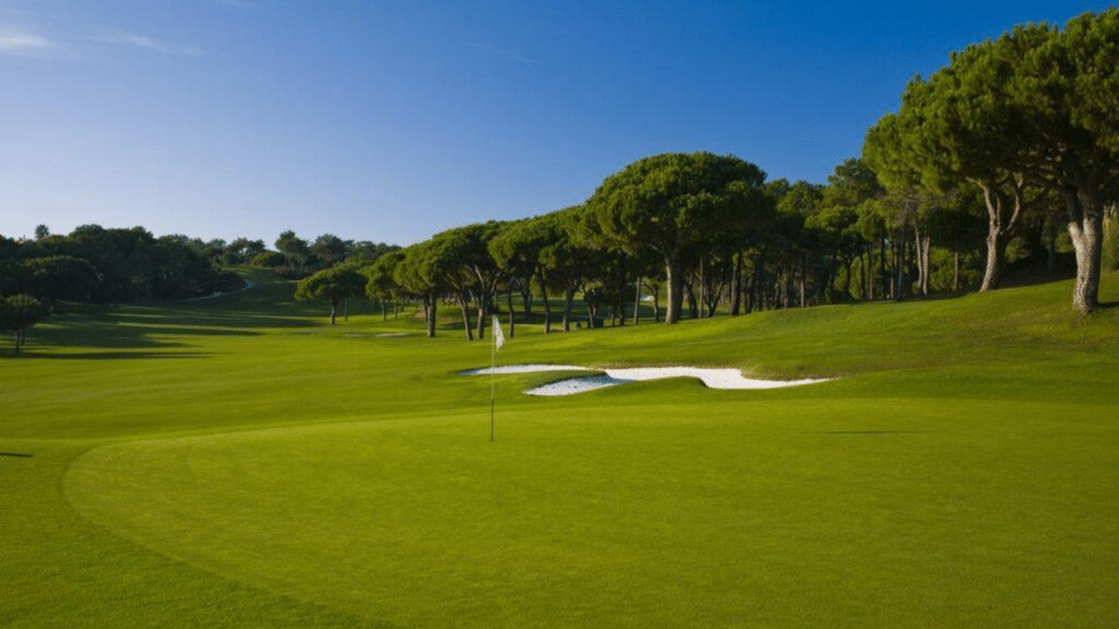 Conrad Algarve golf