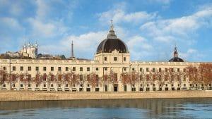 Hôtels 5 étoiles à Lyon : InterContinental Lyon - Hotel Dieu