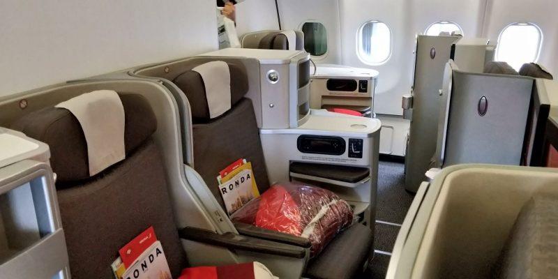 Iberia-Business-Class-Langstrecke-Airbus-A330-Mittelplätze