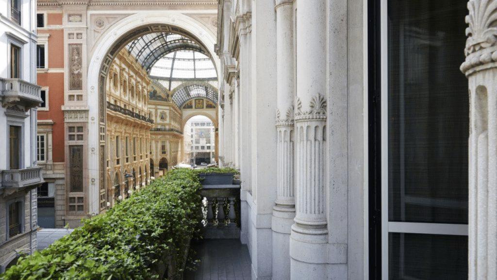 Park Hyatt Milan Entrée