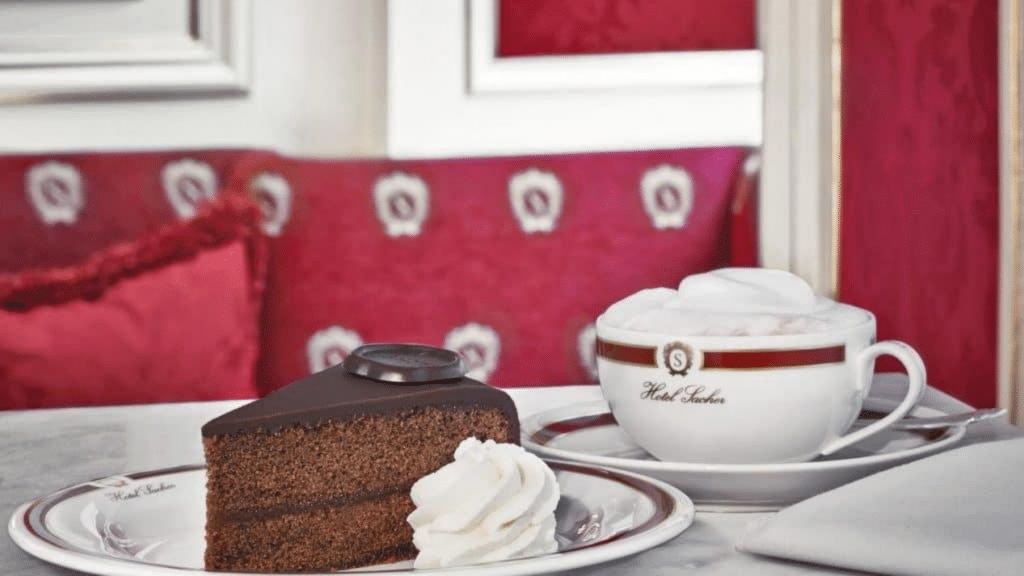 Sacher Salzburg Café