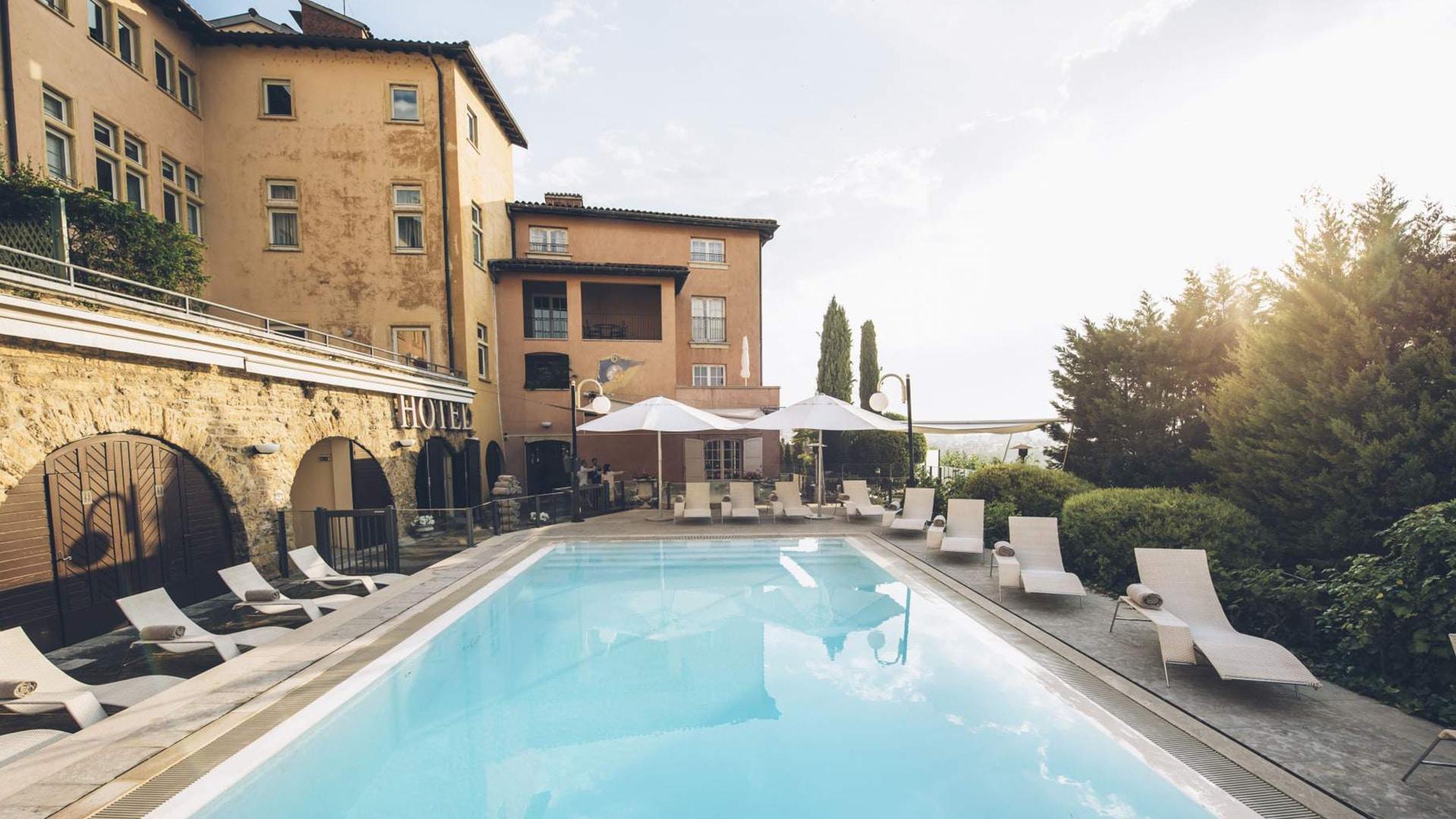 Hôtels 5 étoiles à Lyon : Villa Florentine