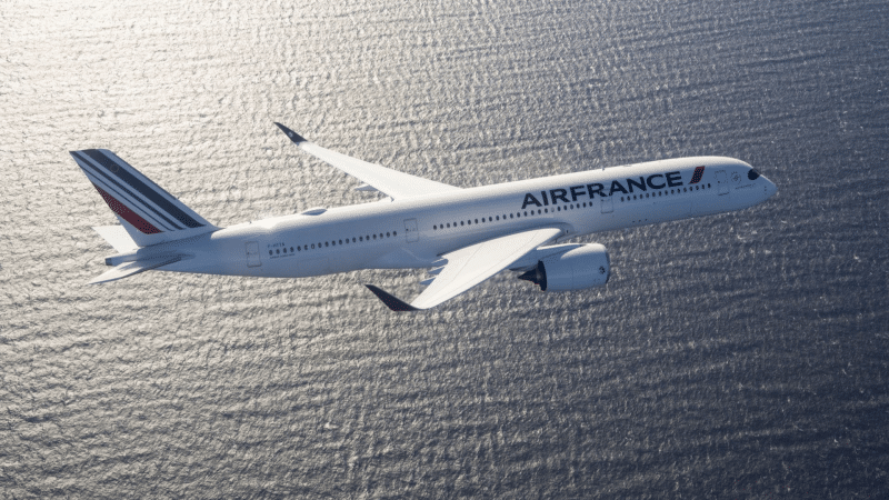 Air France Airbus A350