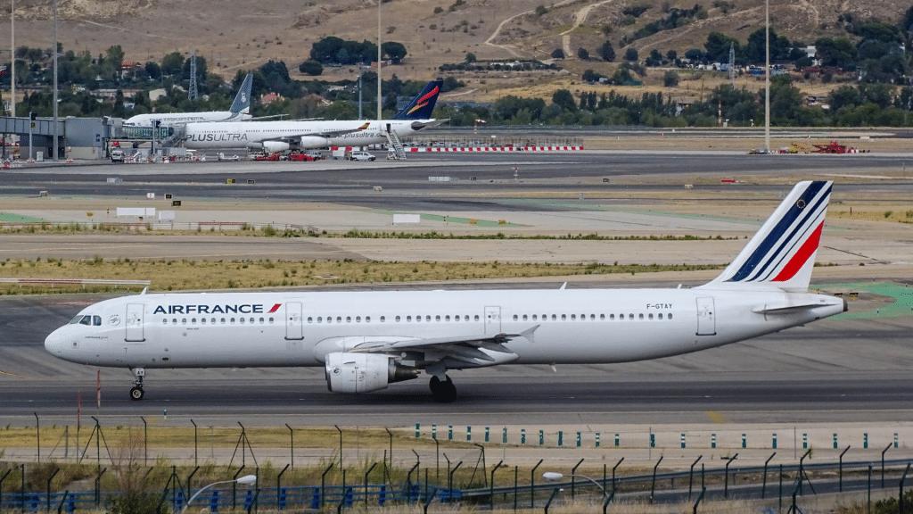 Air France Grounding