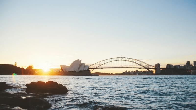 Australien Sydney-1