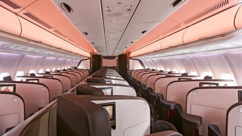 Compagnie aérienne à essayer - Virgin Atlantic