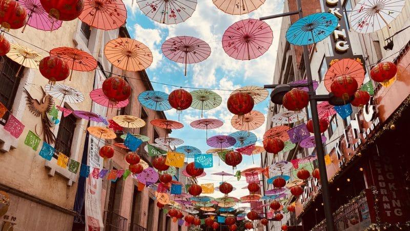 Mexique, destination où rêve de voyager Lilli