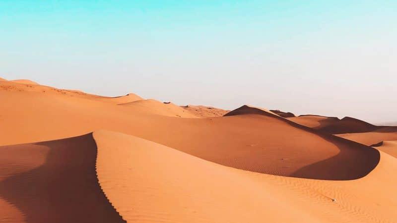Oman, destination où rêve de voyager Lena