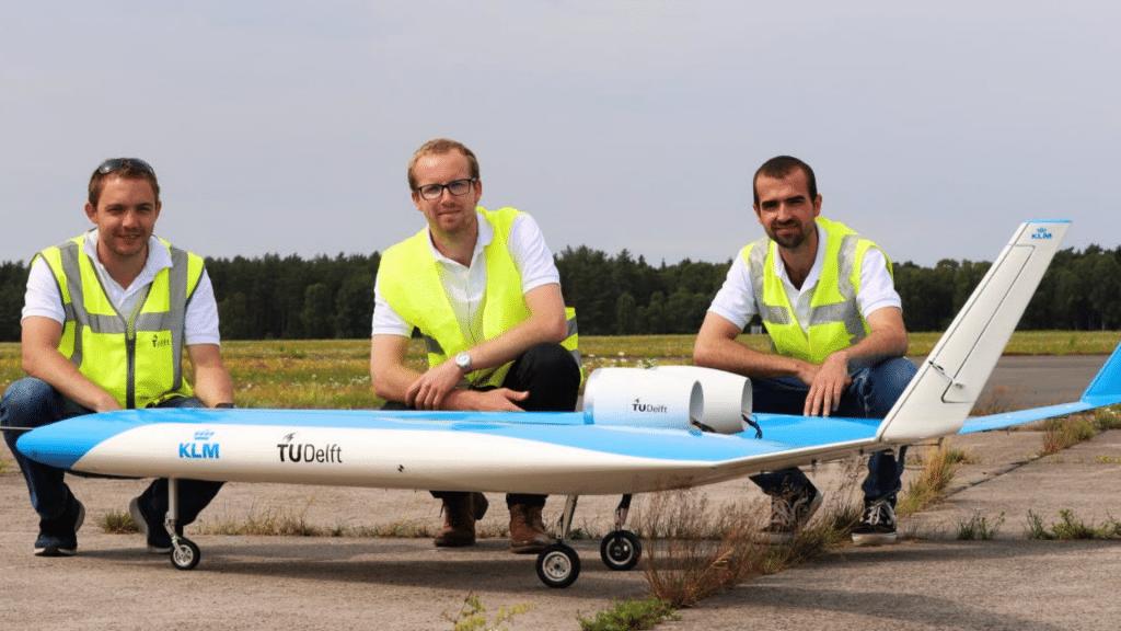 KLM Flying V prototype