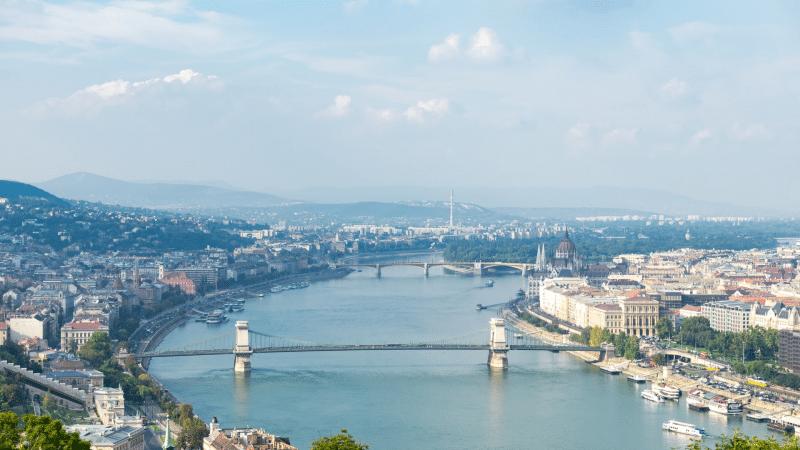 La Hongrie en Europe
