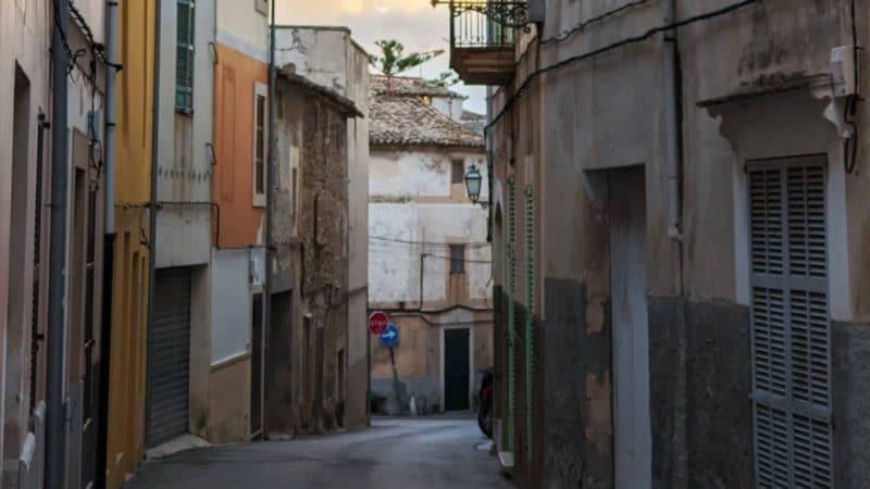 Majorque, en Espagne