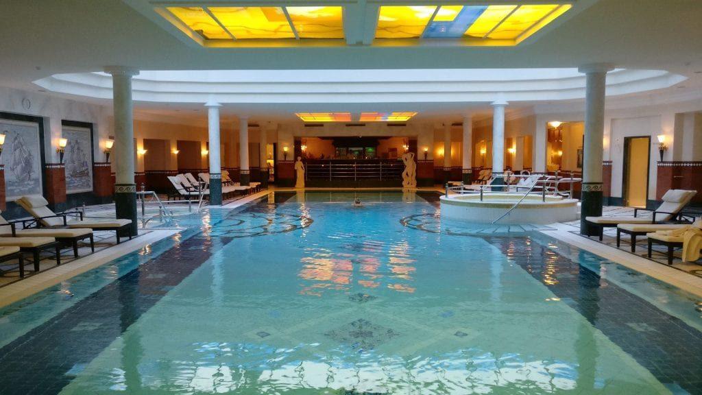 L'un des plus beaux hôtels de spa en Allemagne