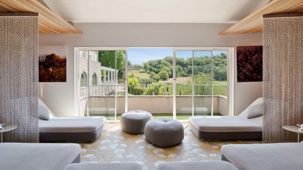 Couvent des Minimes, l'un des plus beaux hôtels spa PACA