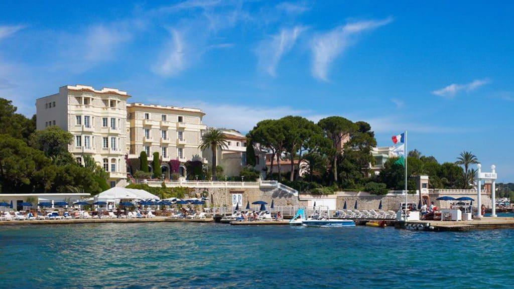 L'Hôtel Belles-Rives, l'un des plus beaux hôtels spa en région PACA