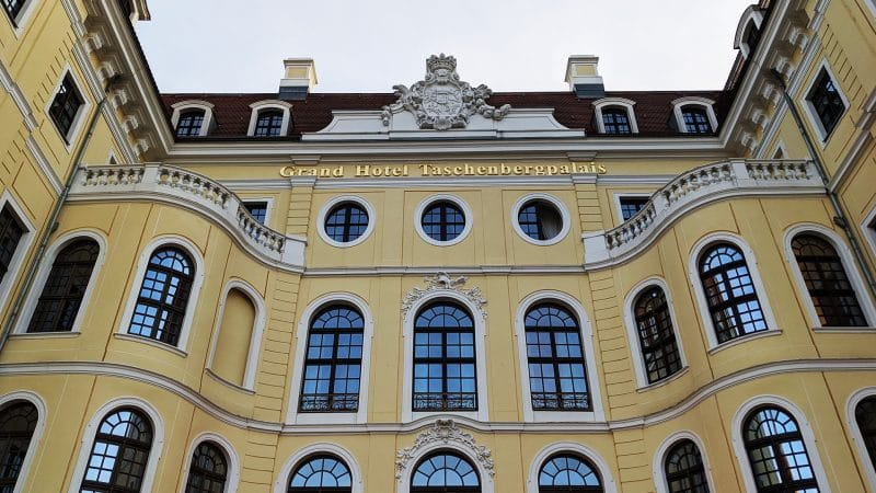 Hôtel Kempinski à Dresde