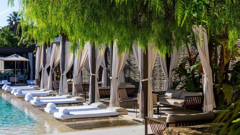 MUSE, l'un des plus beaux hôtels spa dans le Var