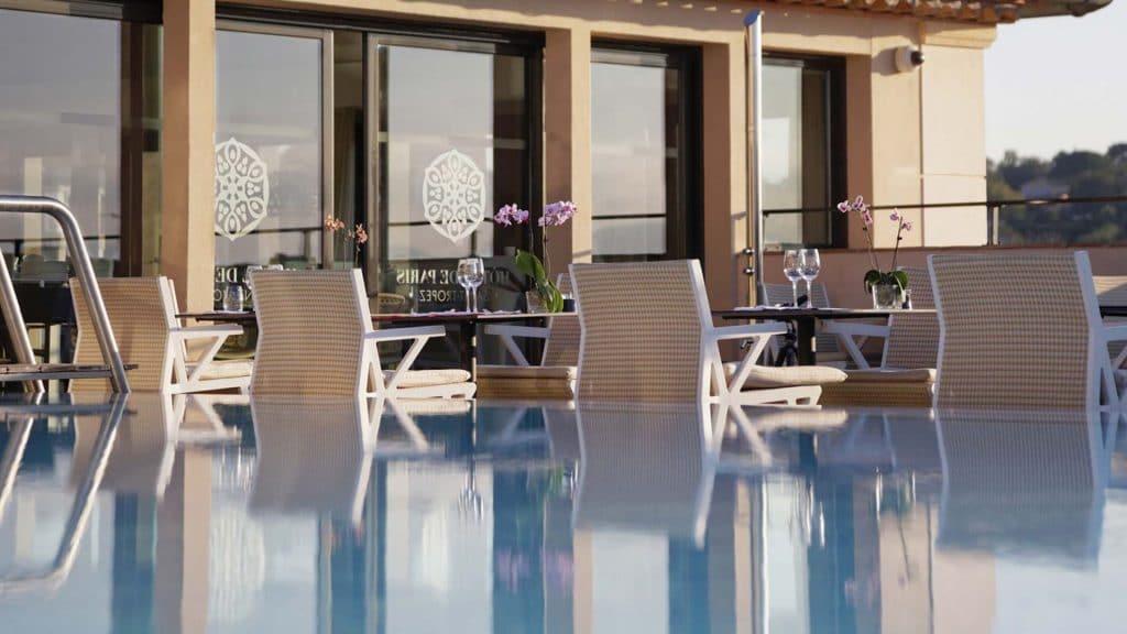 Hôtel Paris, l'un des plus beaux hôtels spa dans le Var